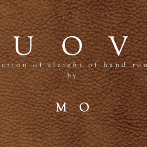 NUOVO by MO - DVD