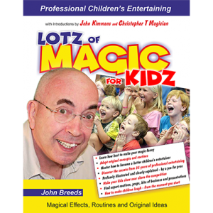 LOTZ of MAGIC for KIDZ by John Breeds - Book