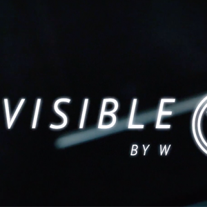 Invisible (DVD and Gimmicks) by W - DVD