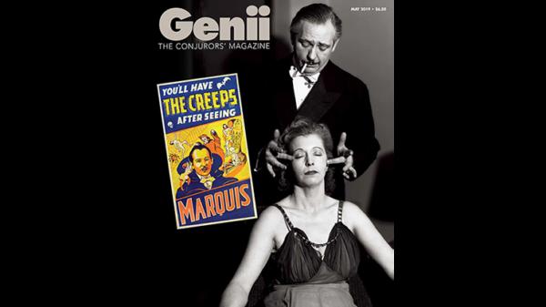 Genii Magazine May 2019 - Book