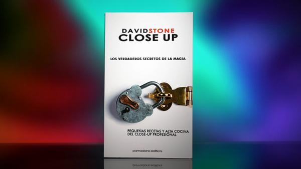 CLOSE UP: LOS VERDADEROS SECRETOS DE LA MAGIA (Spanish) - Book