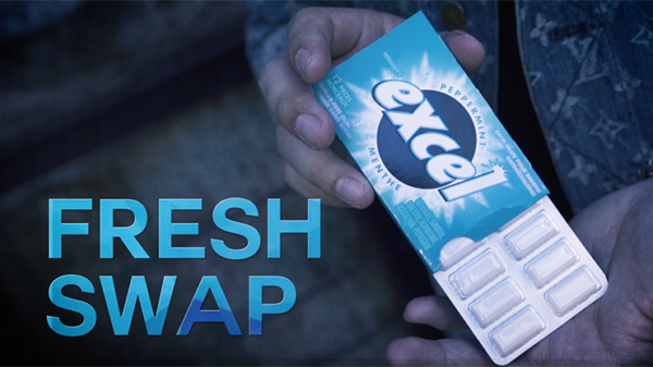 Fresh Swap (DVD and Gimmicks) by SansMinds Creative Lab - DVD